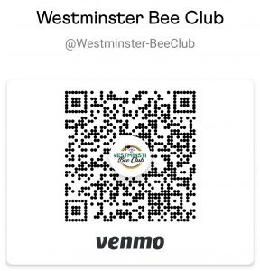 Venmo Westminster Bee Club